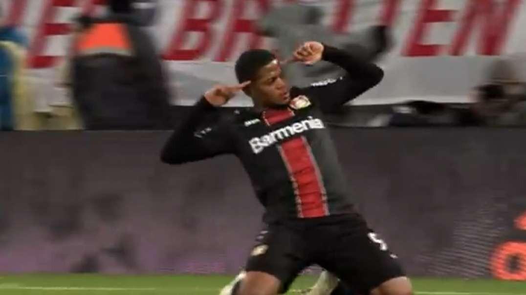 Bailey Goals Shock Neuer  Co I FC Bayern München vs Bayer Leverkusen I 12 I Highlights