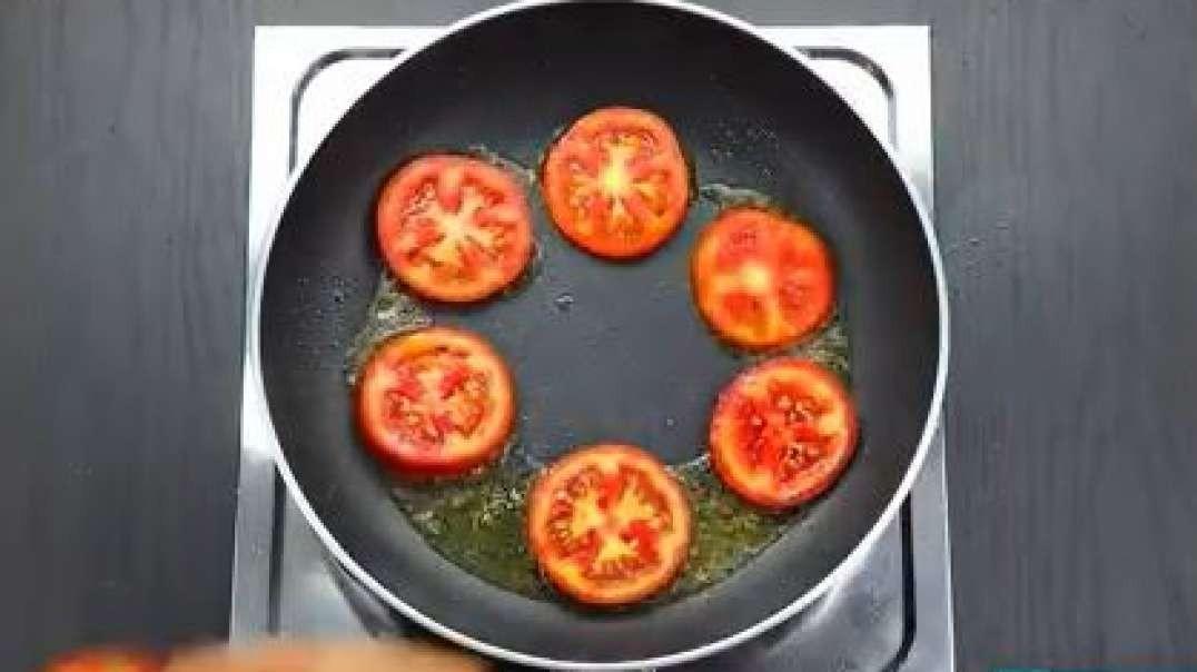 Egg breakfast recipe